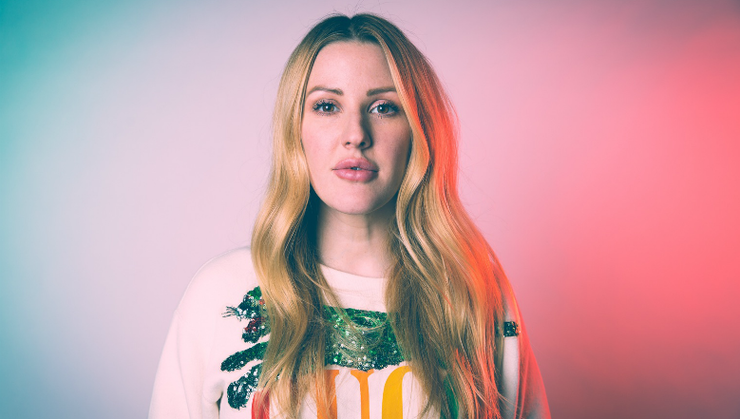 Ellie Goulding Talks Next Album I Ve Been Able To Reflect
