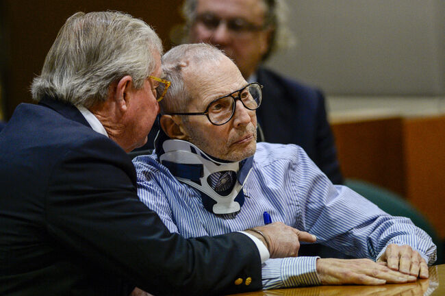 robert durst trial