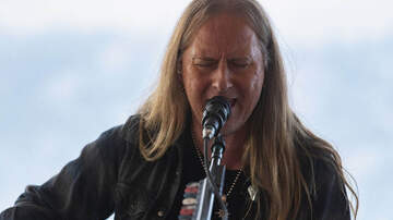 Jim Kerr Rock & Roll Morning Show - Alice in Chains' Jerry Cantrell to Have Back Surgery