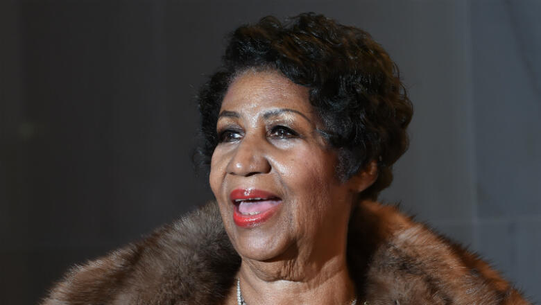 Aretha Franklin Reportedly Owes IRS Nearly $8 Million