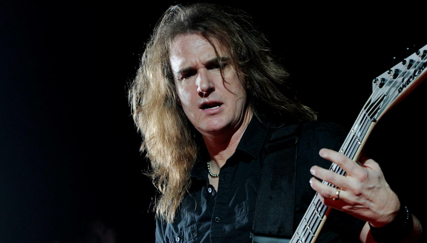 Megadeth's Dave Ellefson Says He Was Close to Joining Metallica in 2000