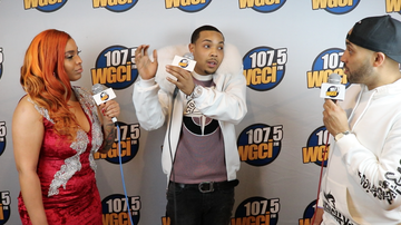 PRE NYE JAM - G Herbo talks about his ex baby mama and new boo