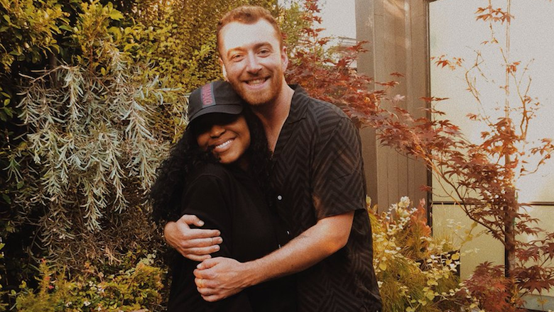 Image result for sam smith and normani