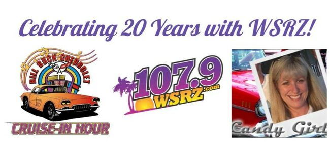 Cruise In Hour Calendar 107 9 Wsrz