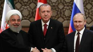 Dark Secret Place - Turks, Russians Agree To Coordinate In Syria