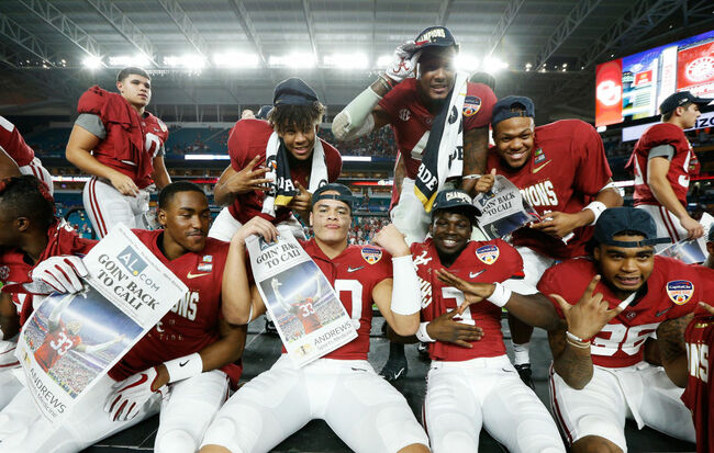 Alabama wins Orange Bowl