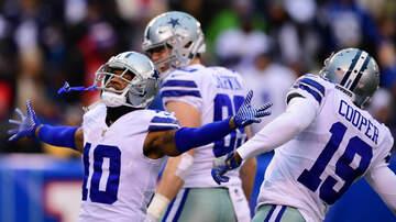 Dallas Cowboys - Cowboys edge Giants, will meet Seahawks in Wild Card game
