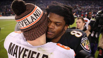 Browns Coverage - Ravens Defeat Browns to Clinch Playoff Berth