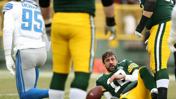Packers - Lions shut out Packers 31-0 in season finale