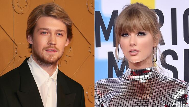 Joe Alwyn Brings Girlfriend Taylor Swift On Lunch Date With His Family