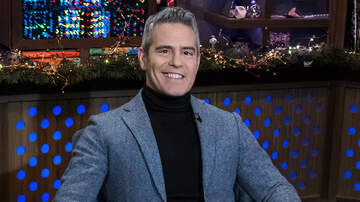 iHeartPride - Andy Cohen Reveals Sex Of His First Child On New Year's Eve