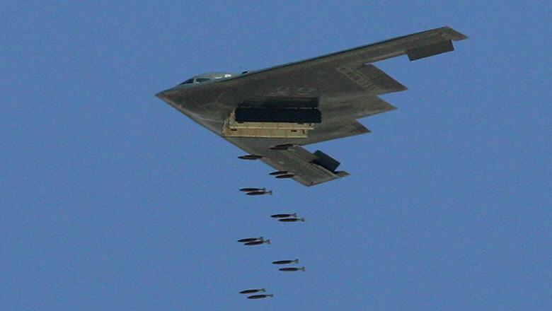 US Strategic Command Deletes New Year's Eve Bombing Tweet