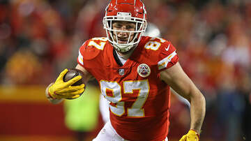 Sports Top Stories - Travis Kelce Broke Tight End Yardage Record, Lost It 55 Minutes Later