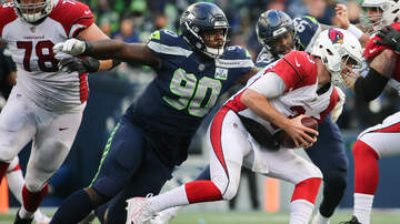 Seattle Seahawks - Jarran Reed proves he's more than just a run stopper with 10.5 sack season