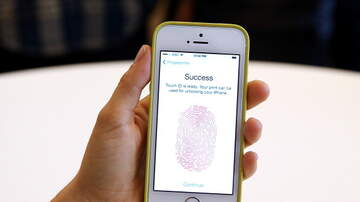 Steve Wazz - New Artificial Fingerprints Could Hack Into Your Phone