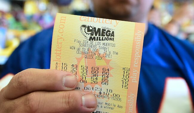 mega millions winner starts 2019 off right