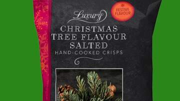 Mike and Mindy - Christmas tree-flavored chips?