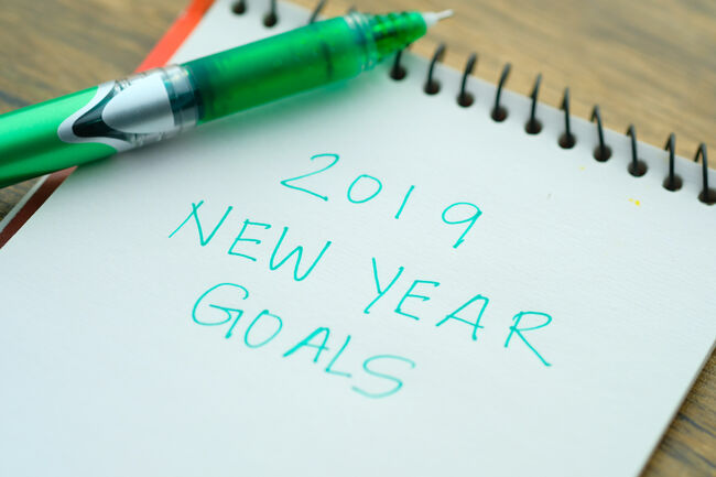2019 new year resolution getty images