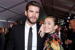 Miley Cyrus Celebrates New Year's With Husband Liam Hemsworth's Family