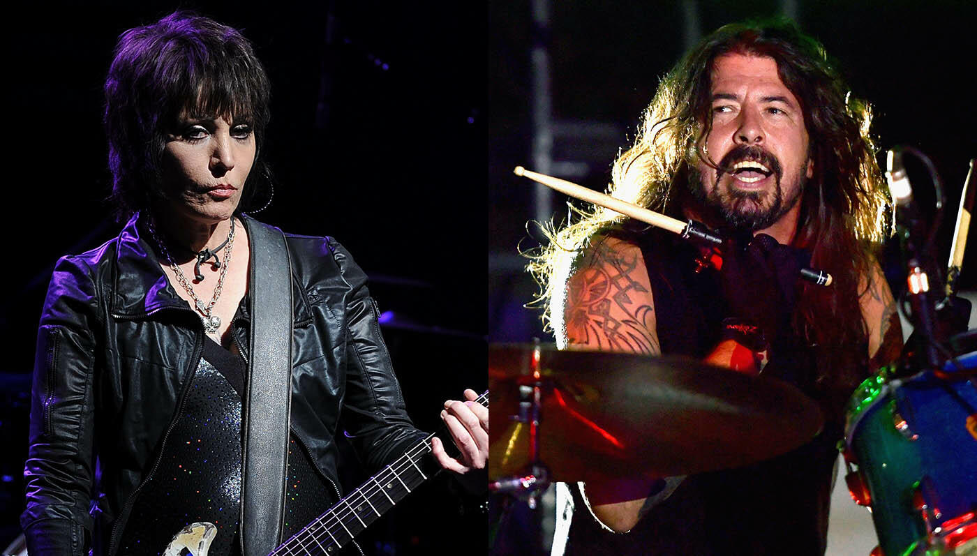 Joan Jett Says Nirvana Is the Reason She's in Rock Hall of Fame