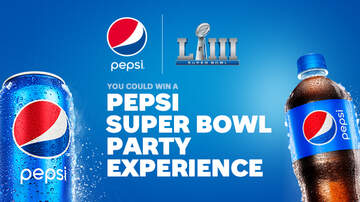 Contest Rules - Pepsi Super Bowl Party Experience Rules