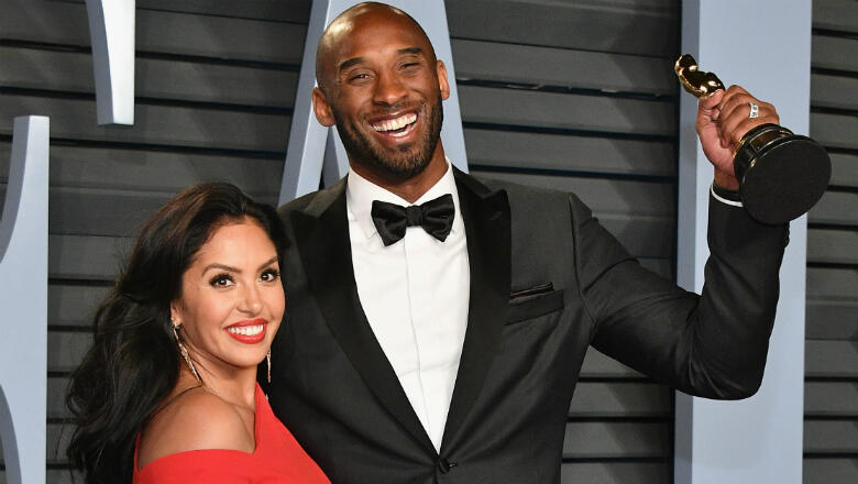 Kobe Bryant Expecting Fourth Child With Wife Vanessa -4404