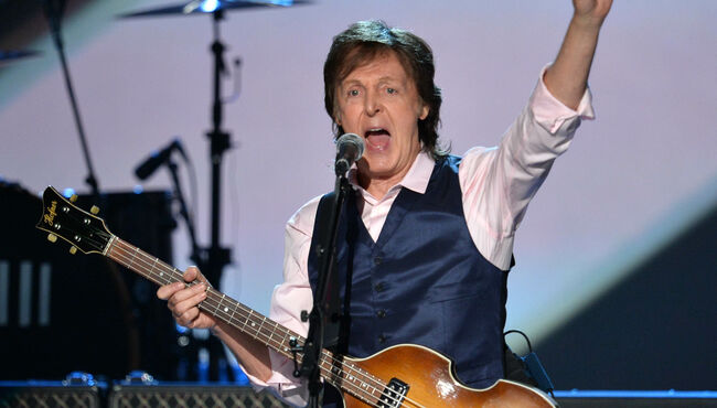 "Hear Paul McCartney Embrace AutoTune in New Song ""Get Enough"""