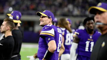 Vikings - Below average second half leaves Vikings QB ranked in middle of the pack
