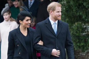 Prince Harry And Meghan Markle Are Reportedly On A Secret Babymoon Trip