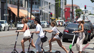 MORNING NEWS - San Diego Group Brings Scooter Concerns To City Hall
