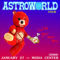 Enter To Win A Pair Of Tickets To See Travis Scott at Moda Center January 27th!