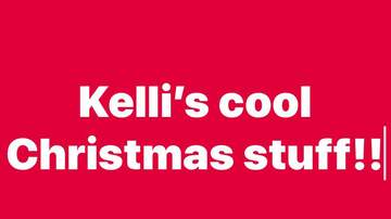 None - Kelli's cool Christmas stuff...