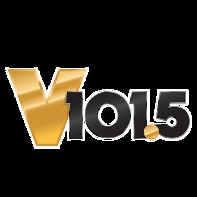V101.5 logo