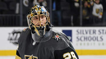 Vegas Golden Knights - Marc-Andre Fleury Selected To 2019 Honda NHL All-Star Weekend Roster