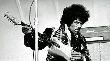 Kenny Young - Jimi Hendrix Has Official Post Office Branch Now