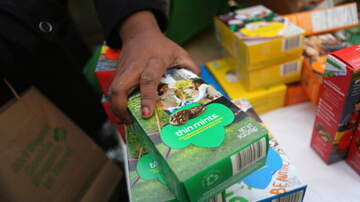 Lizz Ryals - Man who bought all the Girl Scout Cookies Arrested!