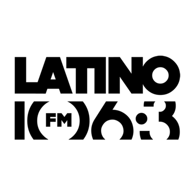 Latino 106.3 logo