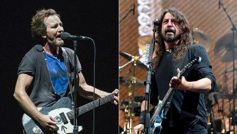 Pearl Jam, Foo Fighters Rumored To Headline Woodstock's 50th