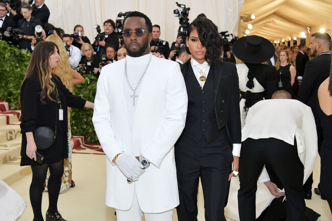 Heavenly Bodies: Fashion & The Catholic Imagination Costume Institute Gala - Arrivals NEW YORK, NY - MAY 07: Sean 'Diddy' Combs and Cassie attends the Heavenly Bodies: Fashion & The Catholic Imagination Costume Institute Gala at The Metropolitan Museum of Art on May 7, 2018 in New York City. (Photo by Neilson Barnard/Getty Images) Editorial subscription SML 4600 x 3067 px | 15.33 x 10.22 in @ 300 dpi | 14.1 MP  Size Guide Add notes  SUBSCRIPTION DOWNLOAD Details Restrictions:Contact your local office for all commercial or promotional uses. Full editorial rights UK, US, Ireland, Canada (not Quebec). Restricted editorial rights for daily newspapers elsewhere, please call. Credit:Neilson Barnard / Staff Editorial #:955790980 Collection:Getty Images Entertainment Date created:May 07, 2018 License type:Rights-managed Release info:Not released.More information Source:Getty Images North America Object name:775160910ED00021_Heav Max file size:4600 x 3067 px (15.33 x 10.22 in) - 300 dpi - 3.8 MB More from this eventView all