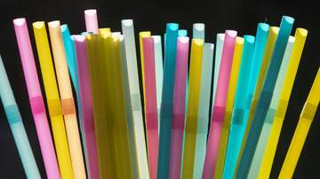 WMZQ Trending - D.C. Has Officially Banned Plastic Straws