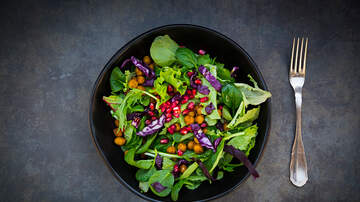 Courtney Lane - The Best Fast Food Salads!