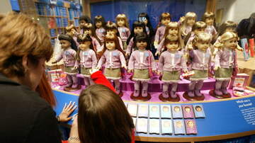 1450 WKIP News Feed - American Girls' Doll Of The Year Is Upstate New Yorker