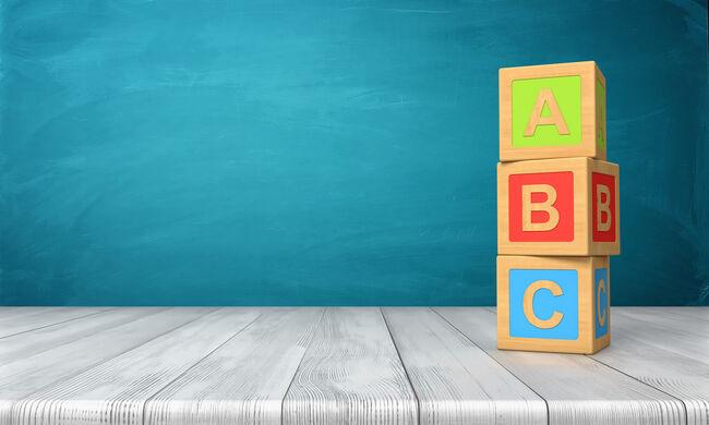 ABC Blocks Getty RF