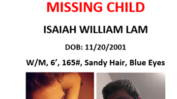 NewsRadio WKCY - News NOW  - Luray PD: Looking For Missing Child