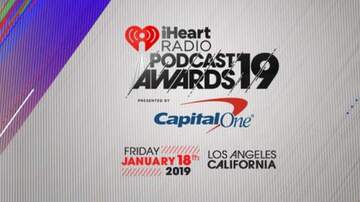 Jack Kratoville - 2019 iHeartRadio Podcast Awards