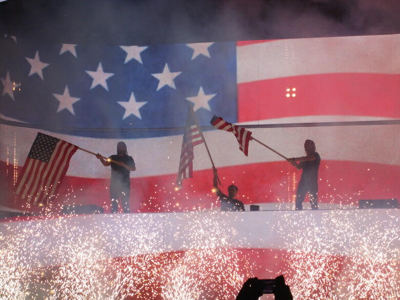 One Last Tour: Swedish House Mafia at Madison Square Garden