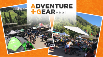 None - Join Rock 106.7 at Adventure + Gear Fest!