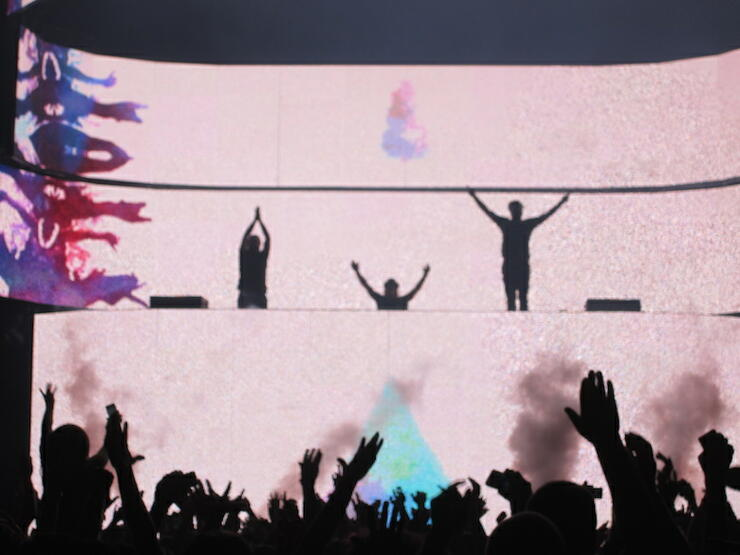 Swedish House Mafia One Last Tour Madison Square Garden