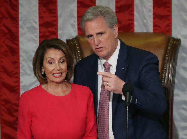 Pelosi and McCarthy