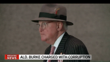 Chris Michaels - Chicago Ald. Ed Burke charged with corruption
